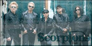 Sign: Scorpions by angeinerte