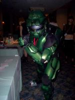 JACON 08 - Master Chief by charmedlyon