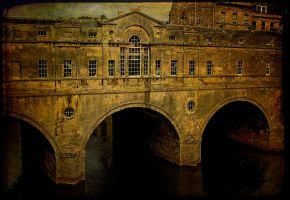 pulteney bridge by awjay