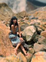 Queen of Rocks by ilhaman