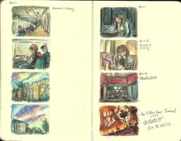 11 Moleskine Sketchbook by ange-of-the-top-hat