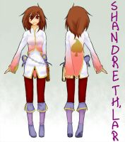 Shandrethlar Outfit17 by Cahindta
