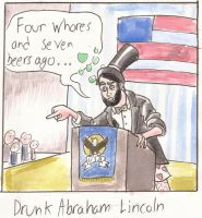 Honest Abe by PointB