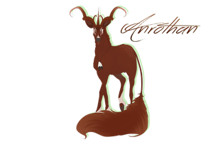 Anrothan   Stag   Soldier by Songbirds-Rhapsody