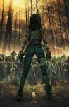 The Walking Dead Colored Version by Tonywash