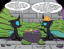 Insectile Dysfunction by Pony-Berserker