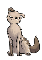 AT: doggie by purrcatory
