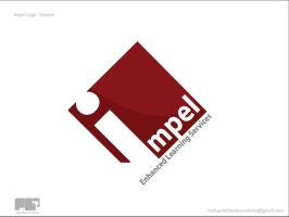 Impel Logo by pointblankcreativity