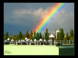 at the rainbow end by fiamen