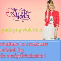 pack png de violetta 3 by SEXIPALETATINISTA2