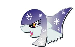 Winter Viper Badge and Watermark by LilyLocket