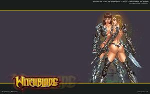 Witchblade War - Grey by batwolverine