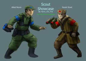 RA2 Mod- Scouts Assemble by Harry-the-Fox