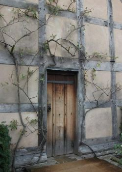 Shakespeare's Door by aboveandbeyondaverag