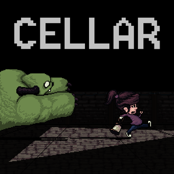 CELLAR - promo art by Renlov