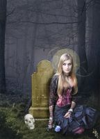 Gothic Romance by MADmoiselleMeli