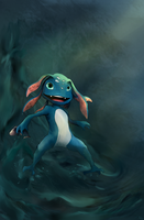 Fizz the Tidal Trickster by Astroni