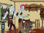 In Kelthelos's House by angermuffin