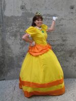 Fanime 2010 - Princess Daisy 3 by Cosphotos