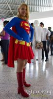 Supergirl Cosplay by Angeloid-Ikarus