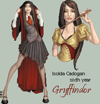 -:Miss Hogwarts - Audition:- by FionaCreates