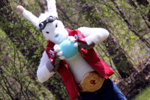 Kazma rejects your holiday eggs by SweetSeri