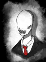 Slenderman by Bookari