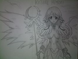 Fan Art: Kazane Hiyori  (Sora No Otoshimono) by Beryl21