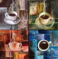 Coffee Cups by mmsmith915