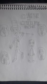 Charlie and the Chocolate Factory by Pedrika123