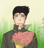 Crying Bolin by joiachi