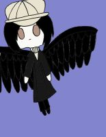 The Angel Of Death by LanyLevendula