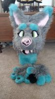 squirt corgi partial for sale by grell123