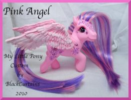 Pink Angel by customlpvalley