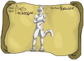 Brawler Ares by TeachMeToLearn