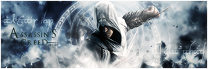 Assassin's Creed - Altair by LilSaintJA
