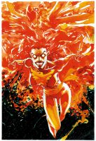 Dark Phoenix1 by rogercruz