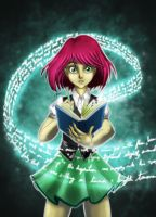 The Power of a Story Teller by Bella-Anima