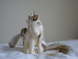 custom my little pony lady of clockwork 8 by thebluemaiden