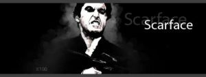 ScarFace by X100-Styles