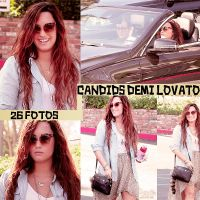 pack de candids demi lovato by nickieditions
