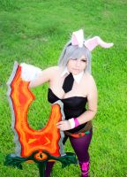 Battle Bunny Riven by BurendaCosMons