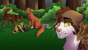 Leafpool's regret by Warrior-Junkie