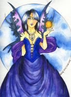 Blue Moon by Audriana