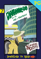 (7) Daring Do and the Orb of Prophesy by AlmanacPony