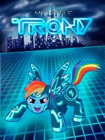 My little Trony by CSImadmax