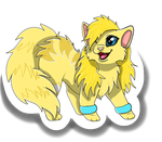 [AT] S Sticker by Osayioniwabo