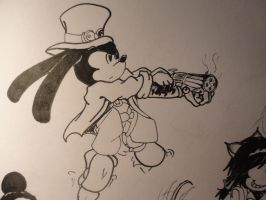 oswald shoot by Spirit-woods