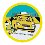 keep driving safely by jorgeville