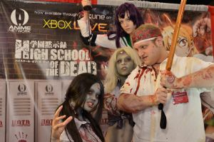 Highschool of the Dead by howsthatwork1